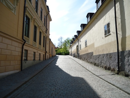 A old Street