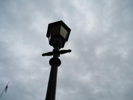 kalmar1- old street lamp
