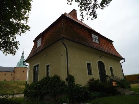 kalmar7 - the little villa outside the castle