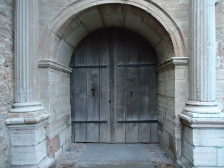 kalmar9 - The door into the castle ground